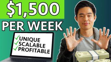 10 UNIQUE Side Hustles To Make Money Online (2020)