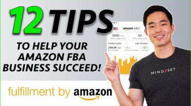 12 MUST KNOW Tips for Starting an Amazon FBA Business in 2020