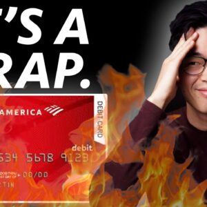 5 Reasons Why I Stopped Using Debit Cards (You're Losing Money)
