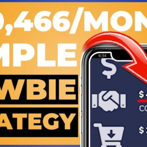 Earn $40,466 With This Simple Newbie Strategy (Passive Income)