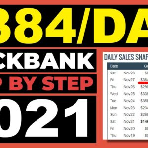 Clickbank For Beginners 2021 - Make $384 Per Day From Clickbank [Fastest Way]