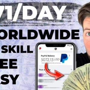 BEST Way To Make Money Online As A Broke Beginner! (2021)
