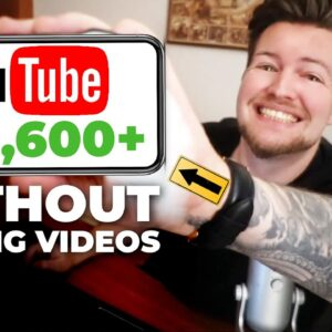 Get PAID $14,600 On Youtube WITHOUT Making Videos