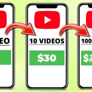 Get Paid $600+ To Watch Videos *NEW 2021* (Free PayPal Money)