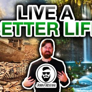 """How To Live A Better Life (Escape The """"Matrix Mentality"""")"""
