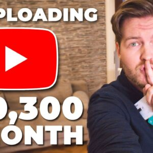 How To Make Money On Youtube Without Making Videos 2021 | Side Hustle