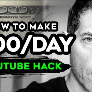 Make $100 Per Day On YouTube - TIPS FOR BEGINNERS - Make Money Online