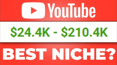 MAKE $24,000 On Youtube WITHOUT Making Videos