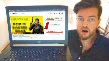 MAKE $58.8K/Month on YouTube WITHOUT Showing Your FACE