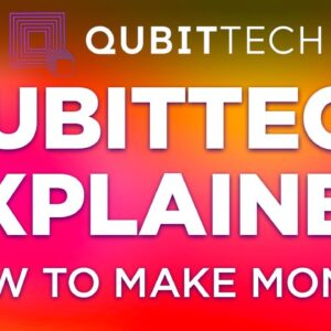 Qubittech Explained - How To Make Money With Bitcoin