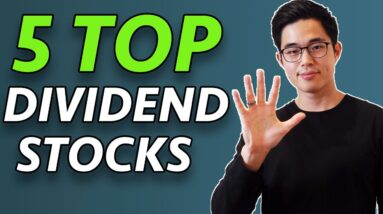 5 Top Dividend Stocks to Buy in 2021 (Up to 8.5% Dividend!)