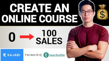 How to Create an Online Course for Beginners (2021 FULL Guide)