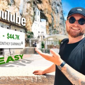 Make $10,000 Per Month Re-Uploading YouTube Videos (WORKING IN 2021)