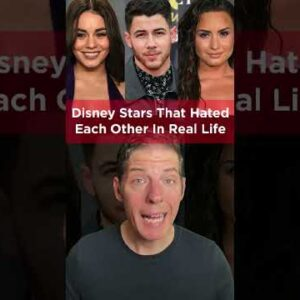 DISNEY STARS THAT HATED EACH OTHER IN REAL LIFE!