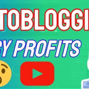 🆕How To Make Money Autoblogging | Make Money With Wordpress Niche Blog Video