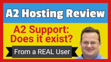 💥   A2 Hosting Review - Is A2 Support Any Good?   💥 By a REAL A2 User
