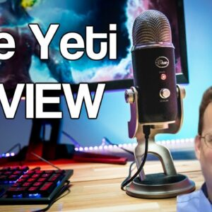 Blue Yeti Review | Blue Yeti Microphone Review by a Real User
