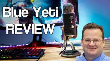 Blue Yeti Review   Blue Yeti Microphone Review by a Real User
