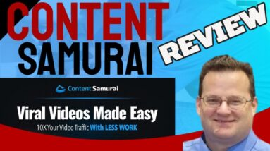 Content Samurai Review   From a Power User