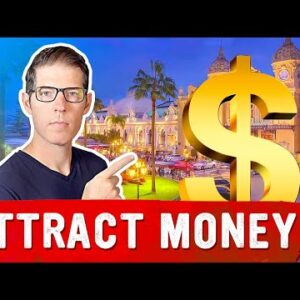 The Law of Attraction Does Not Work! Unless You Do This One Thing... (How To Manifest Money)