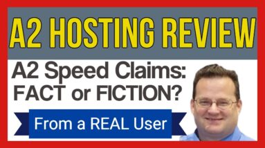 A2 Hosting Review   Speed Claims - FACT or FICTION? in this A2 Hosting Review   From a REAL A2 User