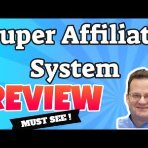 Super Affiliate System Review: The GOOD and The BAD | John Crestani Super Affiliate System Review