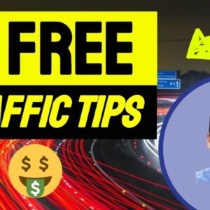 🆕How To Get More Traffic To Your Website | How To Increase Website Traffic [Urgent] - 7 Free Tips
