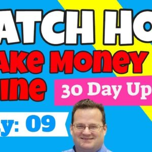 How I Make Money Online | Day 9 Update | Re-purposing Content