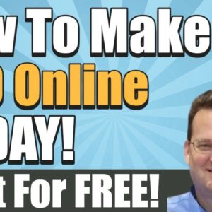 How To Make $20 Dollars Online | How To Make Money Online