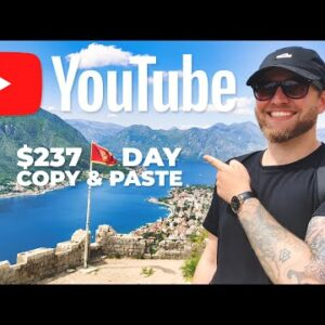 Copy & Paste Videos And Earn $237 Per Day (Step by Step Tutorial Without Making Videos)