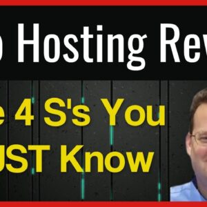 Web Hosting Review - 4 Things You Must Know