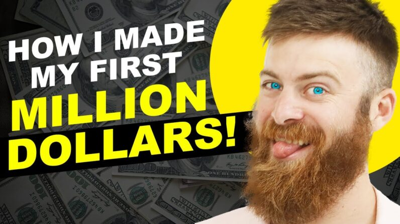How I Made My First Million Dollars | Gross & Net