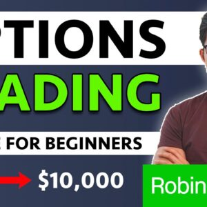 Options Trading For Beginners 2021 | ULTIMATE Guide to Making $100+ Per Day